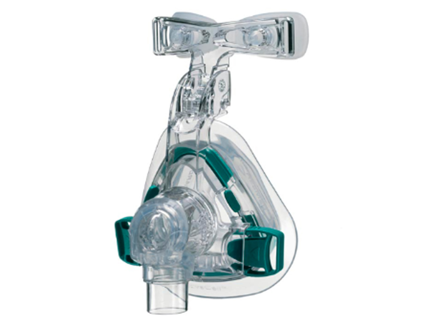 Mirage Activa™ nasal mask frame system with standard cushion no headgear