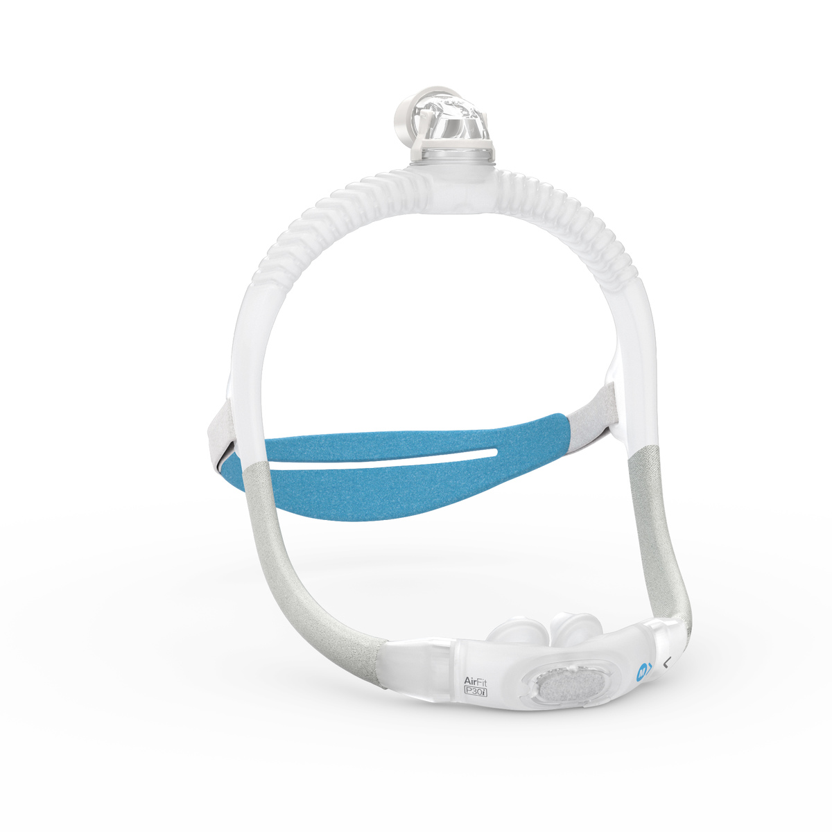 AirFit P30i Nasal Mask with Headgear Starter Kit Includes Sm, Md & Lg Pillow Cushions