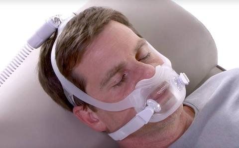 Philips Respironics DreamWear Full Face Mask System